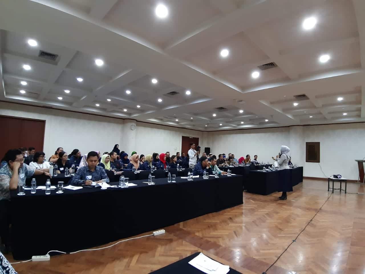 Pelatihan SDM Pelayanan Publik Direktorat Konsuler
